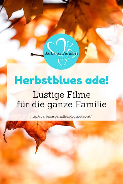 Herbstblues ade! Lustige Filme für die ganze Familie