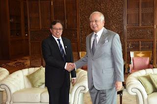 Najib jamin UMNO tidak akan masuk Sarawak