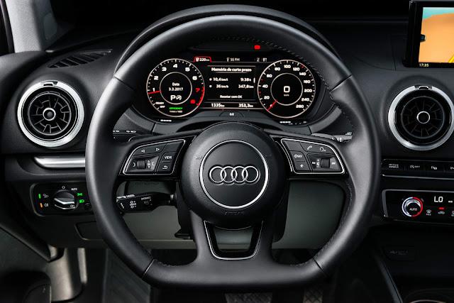 Audi A3 Sedan 2.0 Ambition 2017 - painel