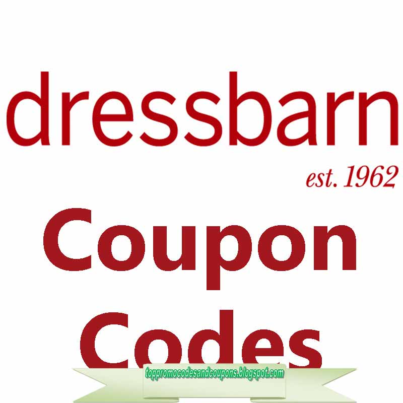 Free Promo Codes and Coupons 2019: Dress Barn Coupons