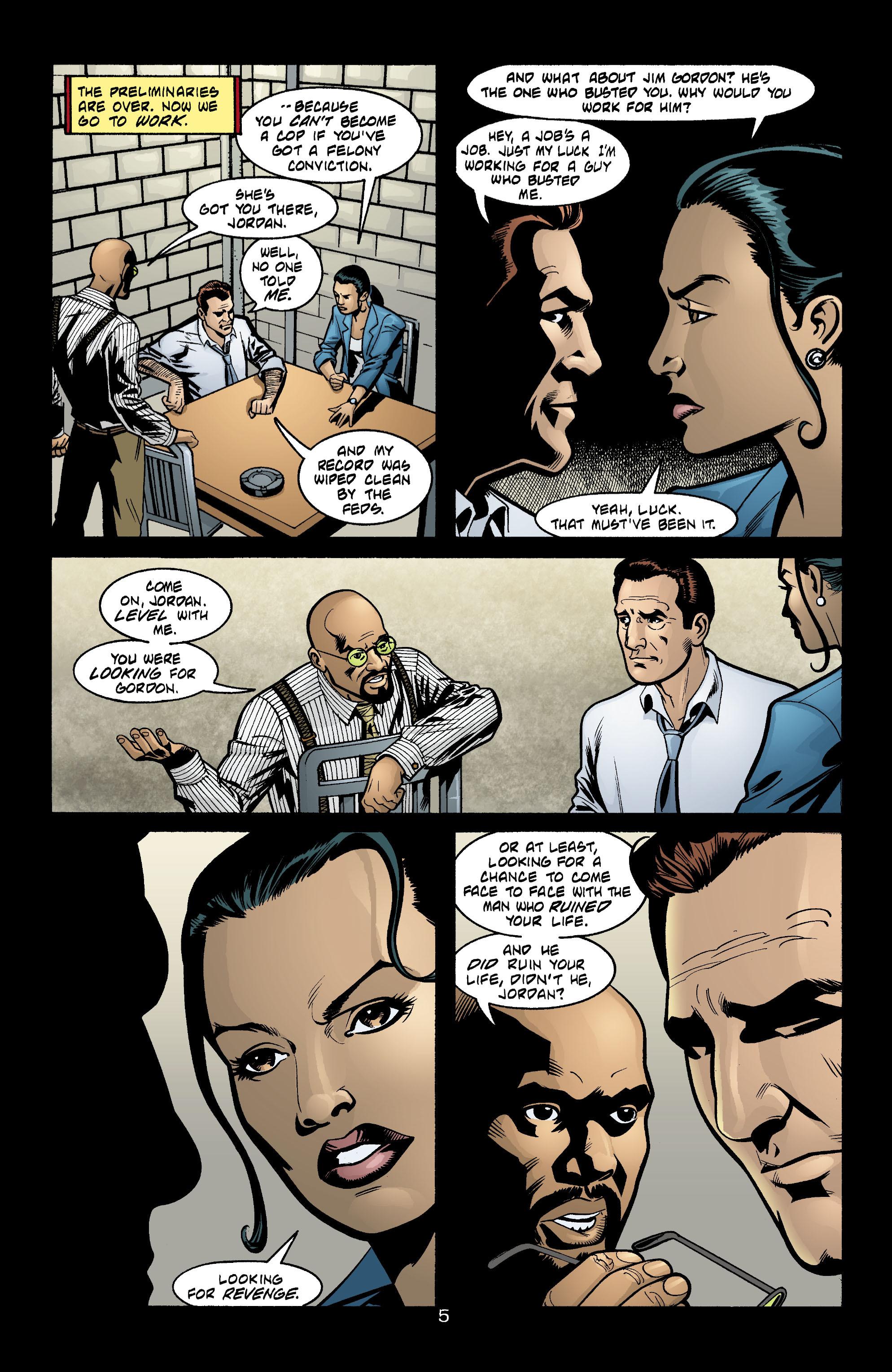 Detective Comics (1937) 754 Page 5