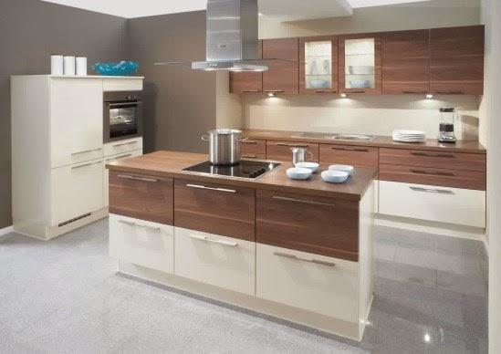 Contoh desain dapur minimalis moderen rumah masakini