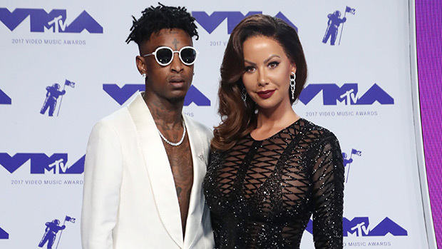 21 Savage y Amber Rose