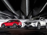 Spesifikasi dan Harga Mazda CX-3, Sang Rival Honda HR-V