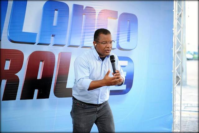 """Jornalista Evenilson Santana """"Mike Tyson"""" deixa a TV Atalaia"""