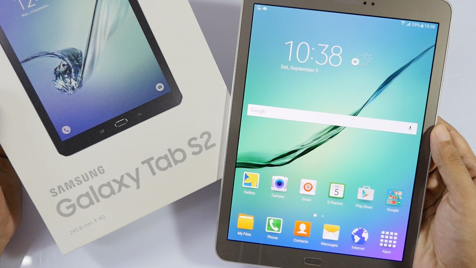 Samsung Galaxy Tab S2 9 7 LineageOS 15 ROM arrives with