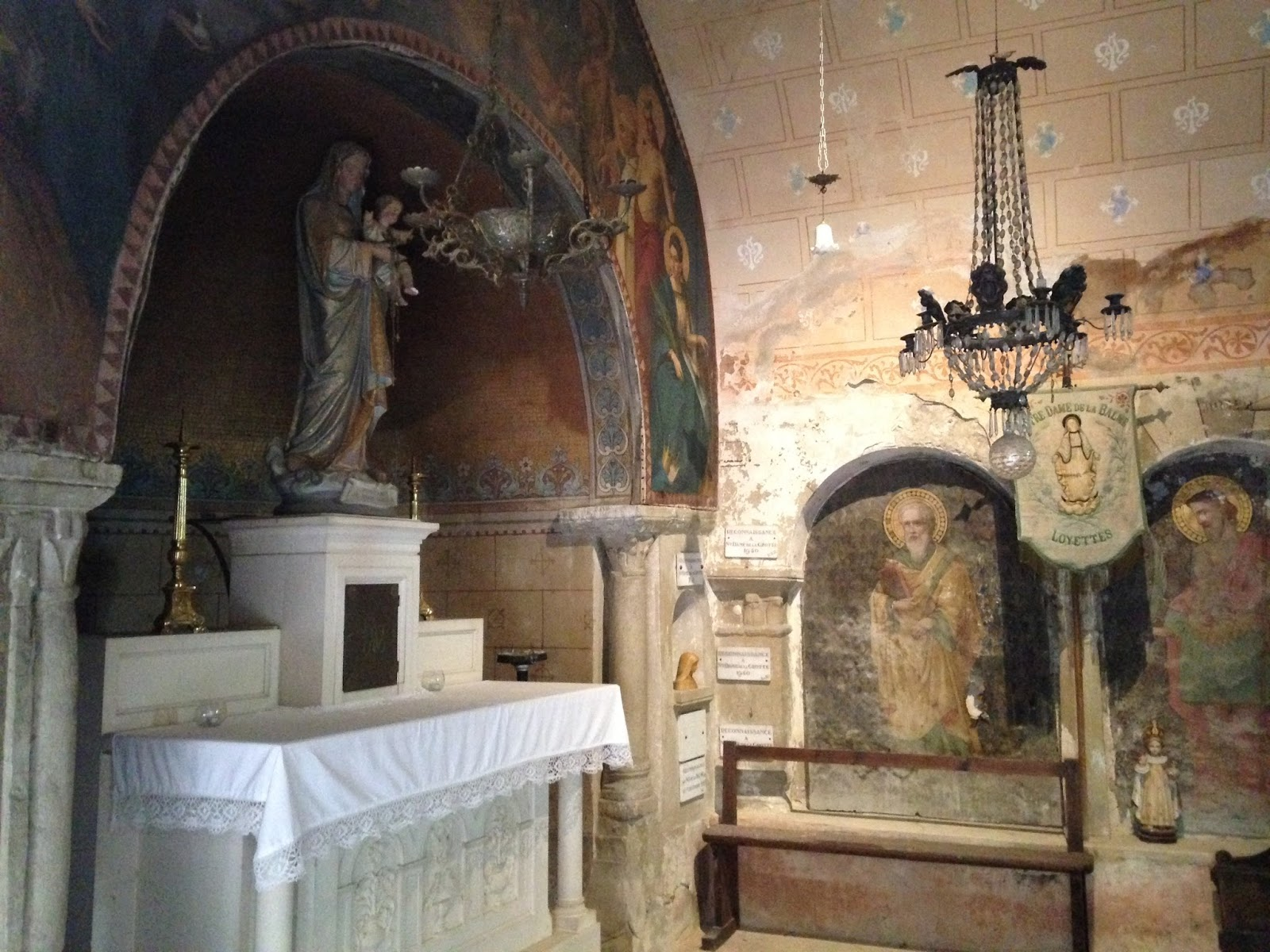 chapelle Notre Dame de La Balme