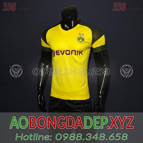 Áo Dortmund 2019 Sân Nhà Màu Vàng Đẹp