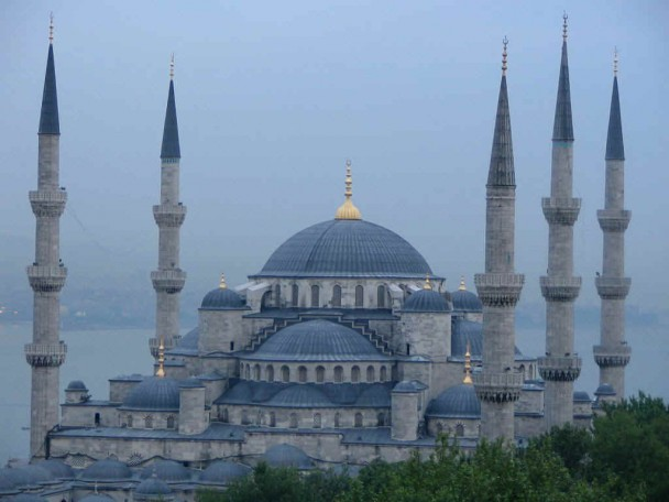 Turkeys Most Popular Masjid Sultan Ahmed Mosque Wallpapers