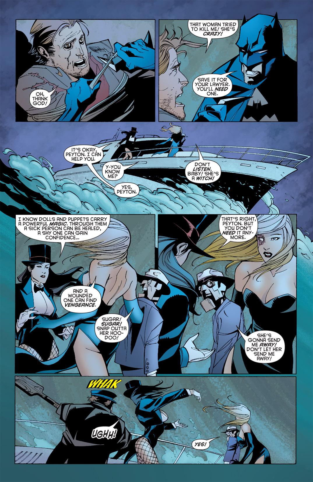 Detective Comics (1937) 844 Page 18