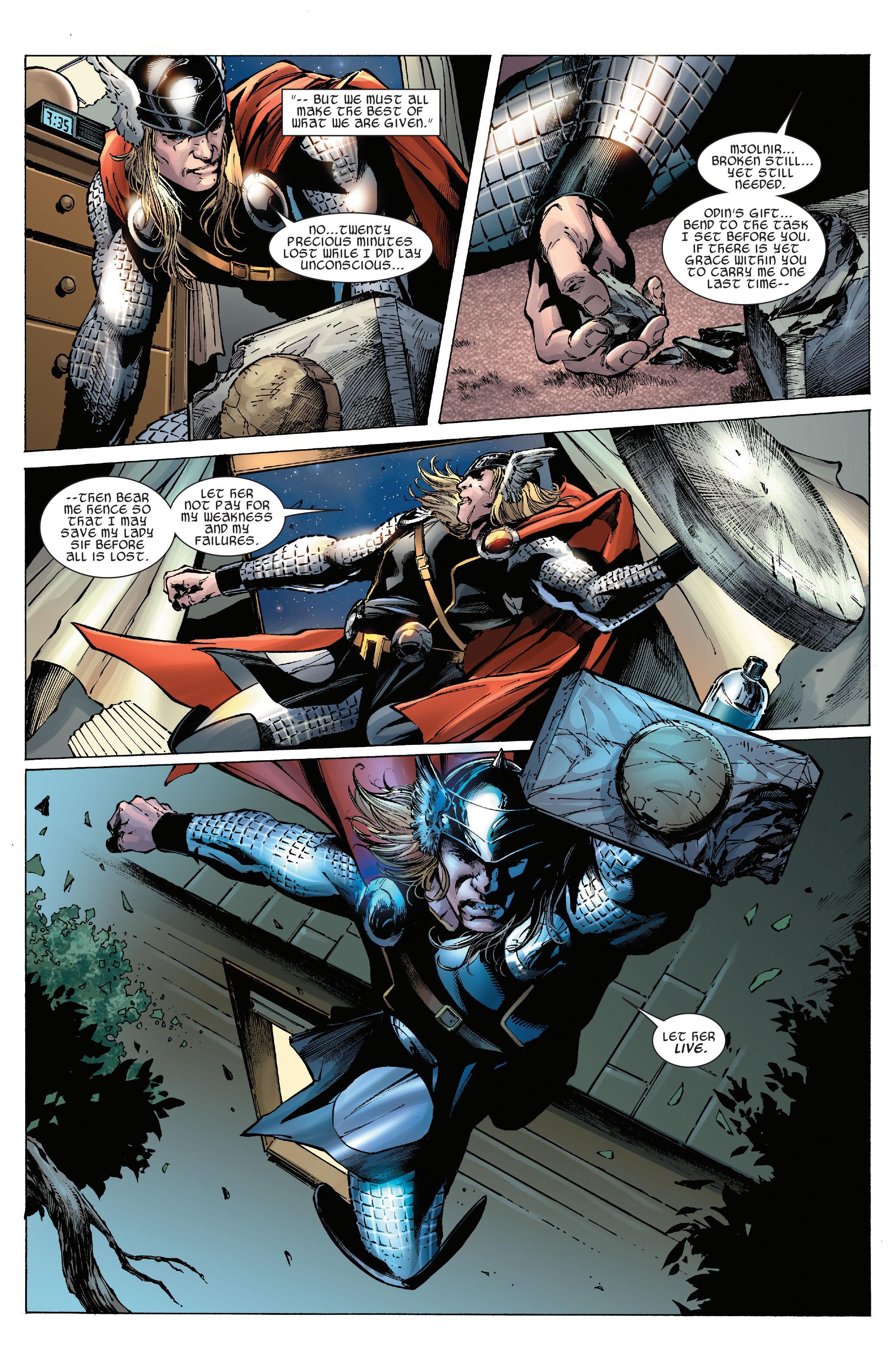Thor (2007) Issue #602 #15 - English 7