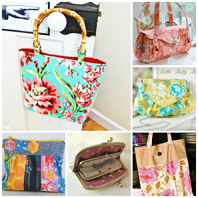 image bag tutorial roundup purse tote handbag