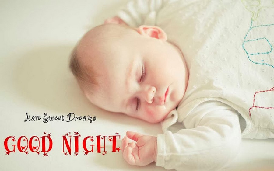 Good Night Baby Wallpaper for Facebook