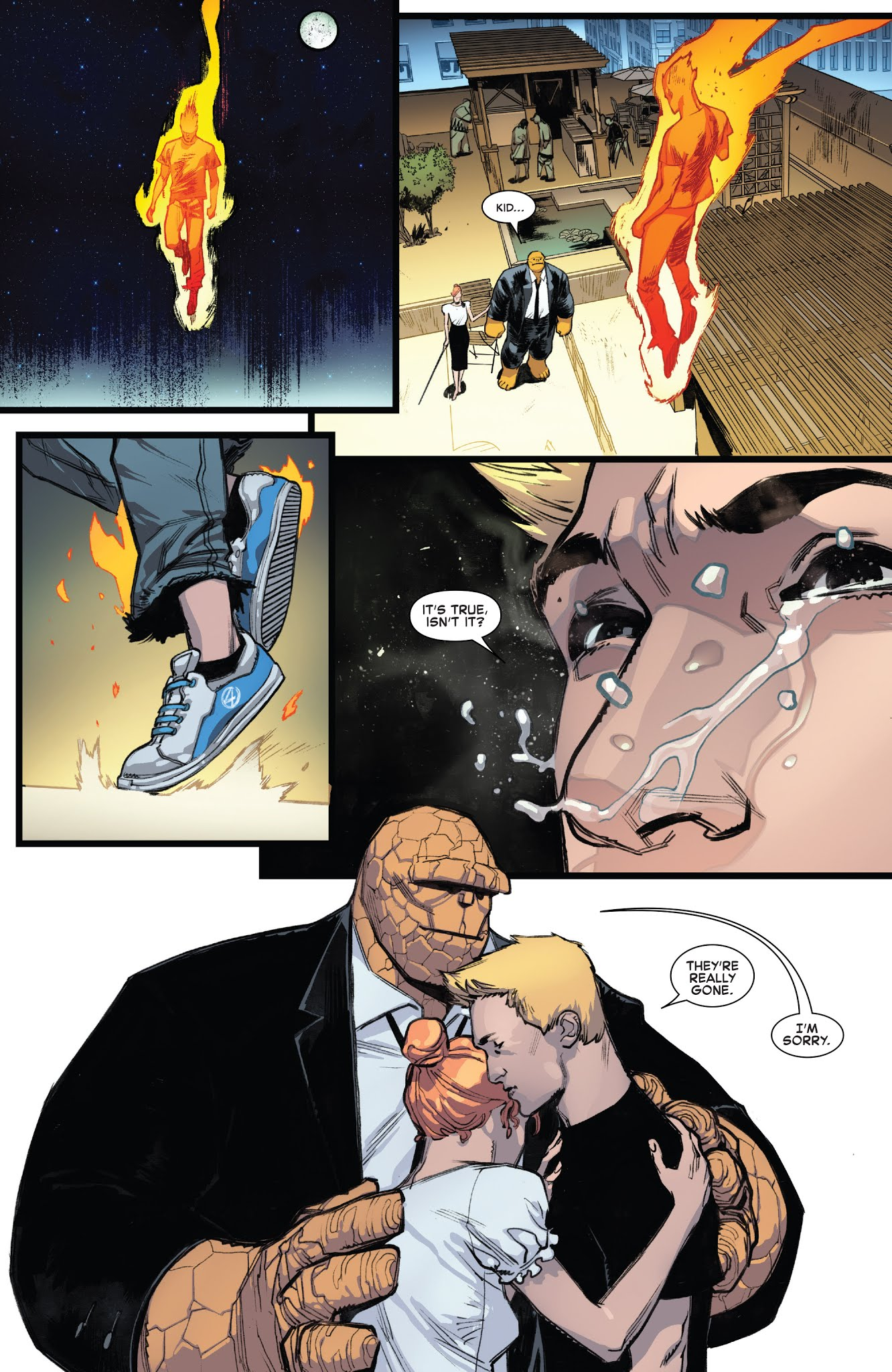 Fantastic Four (2018) #1 #16 - English 29