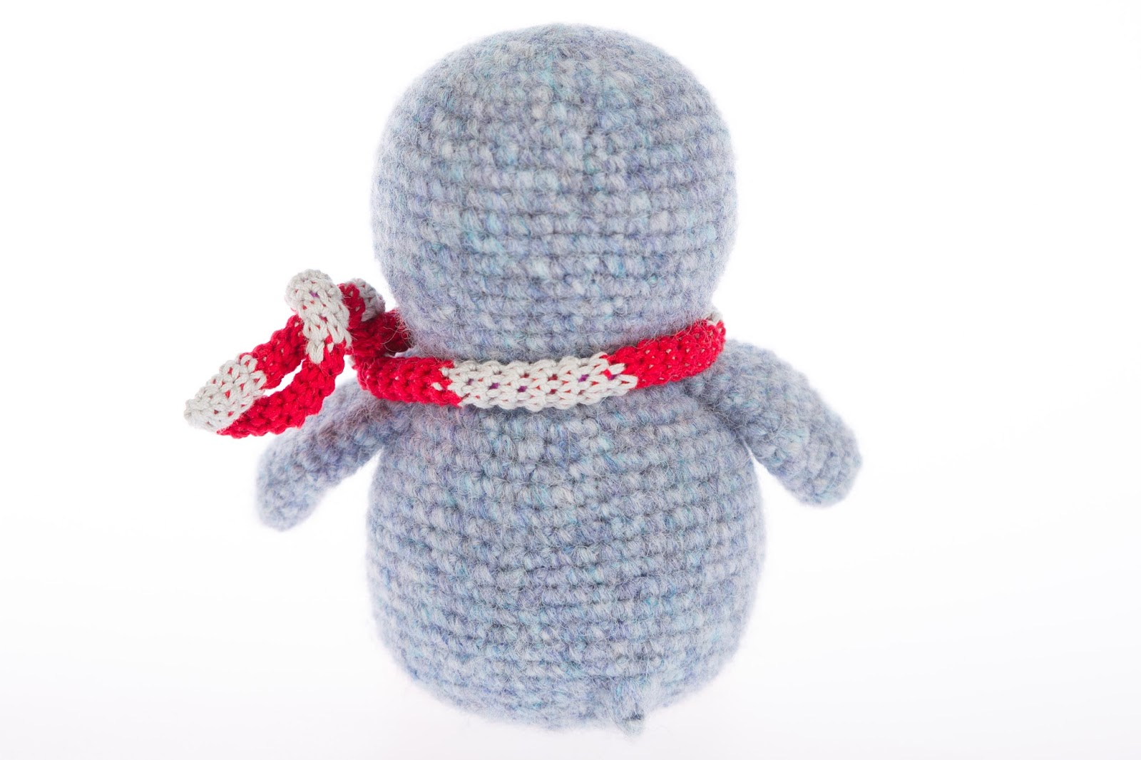 Amigurumi Penguin Pattern : HAPPYAMIGURUMI: Arnold the Penguin - New Amigurumi Crochet ...