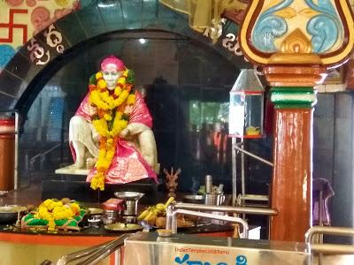 Sai Baba Temple Narsingharao Pet - Gudur