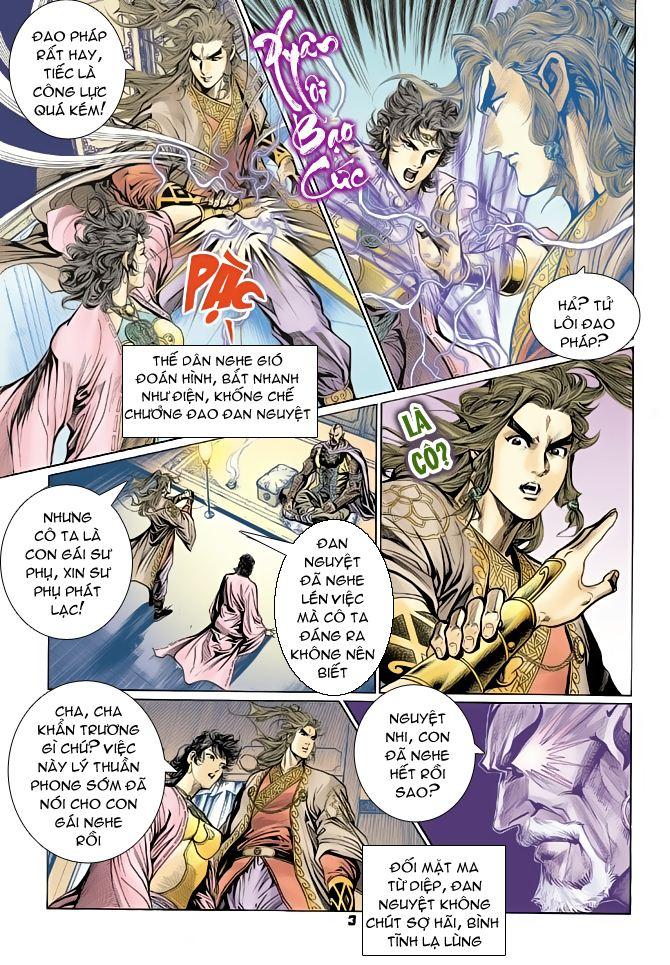 Đại Đường Uy Long chapter 70 trang 3