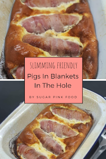 Pigs in blankets toad in the hole recipe