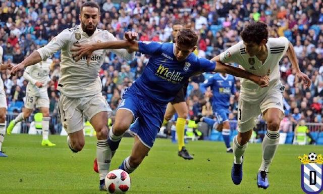 Real Madrid bất ngờ có cầu thủ… hạng Ba