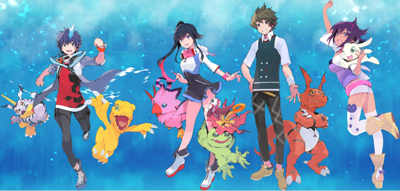 Digimon World: Next Order Makes Its Way To PS4 - BioGamer Girl