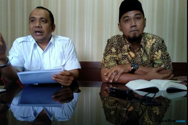 Gerindra Sumbar Laporkan Kepala Daerah dan Wali Nagari Pendukug Jokowi