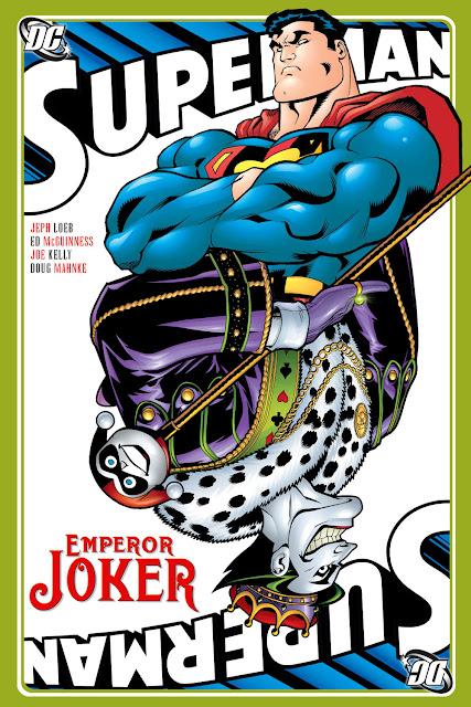 emperor joker comic