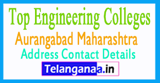 Top Engineering Colleges in Aurangabad Maharashtra