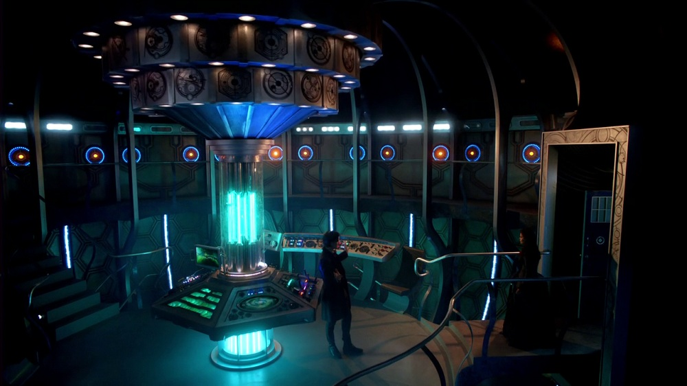 How Michael Pickwoad Designed DOCTOR WHOS New TARDIS