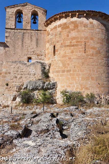 Necrópolis del Priorato, Ermita S. Frutos
