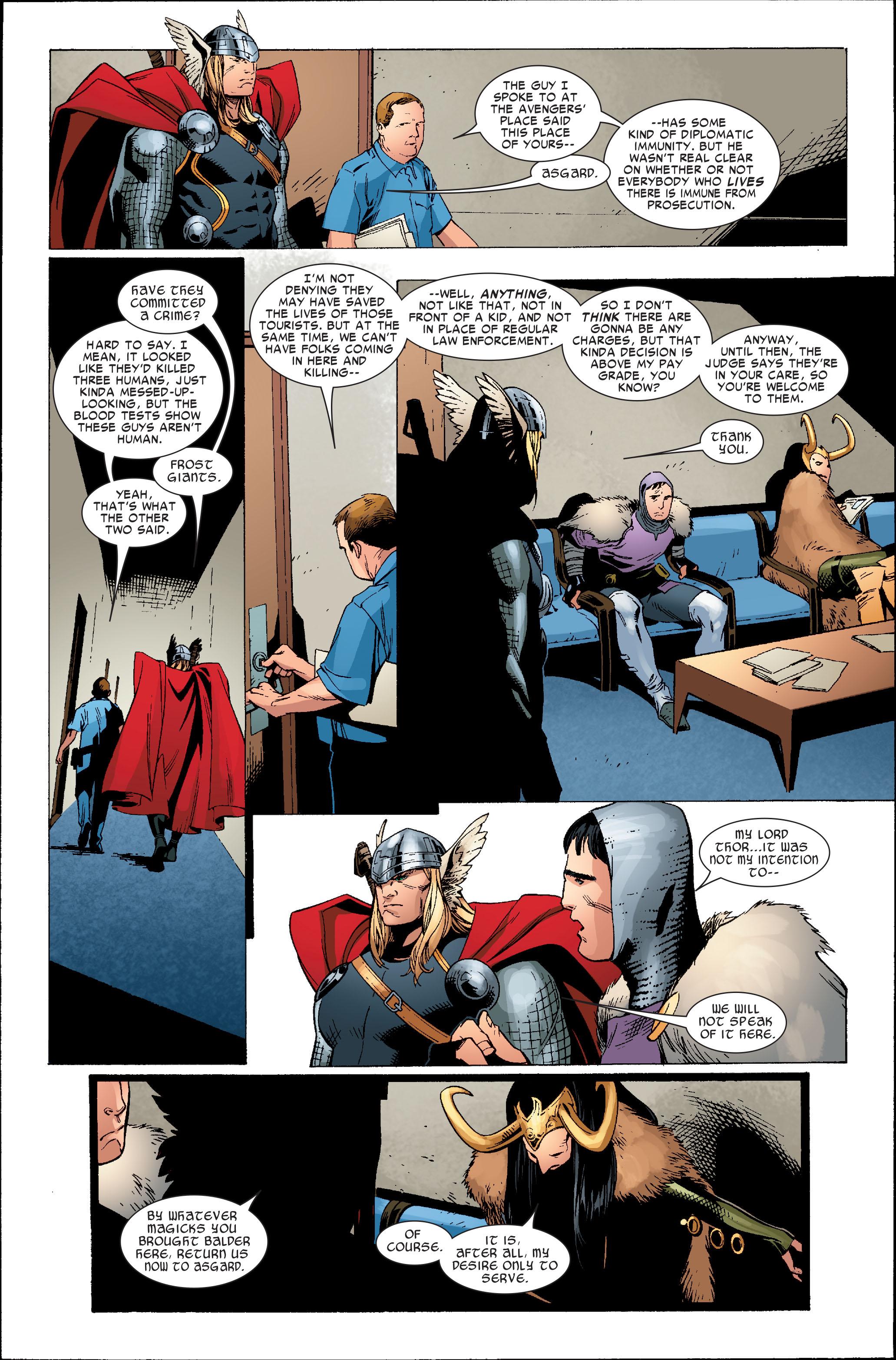 Thor (2007) Issue #9 #9 - English 19