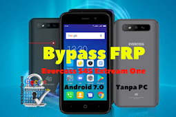 Bypass FRP S45 Tanpa PC Tested 100%