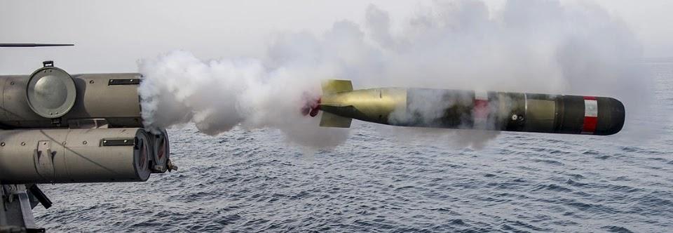 США погодили продаж Індії ракет Harpoon і торпед Mark 54