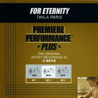 Twila Paris-Premiere Performance Plus-For Eternity-