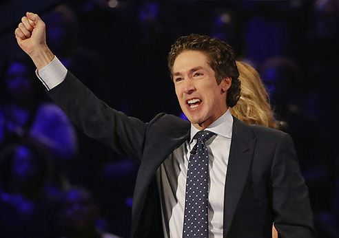 """I want to clarify some things"" Pastor Joel Osteen addresses the Hurricane Harvey backlash in his first Sunday service since the disaster"