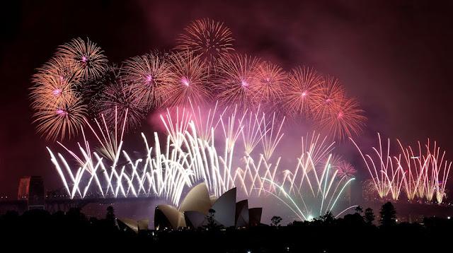 Saudi Larang Perayaan Tahun Baru