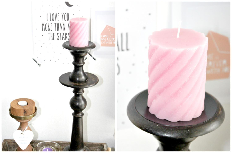 dekoracje w domu świeczniki i świeczki