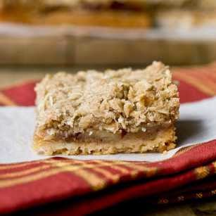 Yuk baca resep Apple Crumble Bar