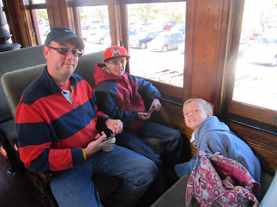 Riding the trains at Strasburg Railroad