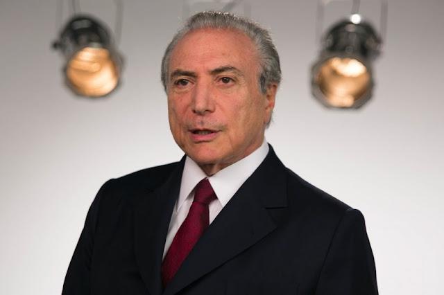 Dono da JBS grava Temer dando aval à compra do silêncio de Cunha  (O Globo)