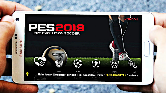 Download PES 2019 Android Best Graphics Offline