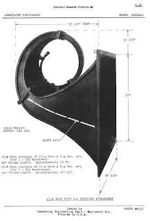 Western Electric Horn Loudspeaker
