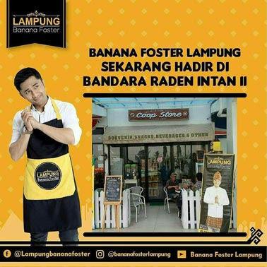 Alamat Banana Foster Lampung