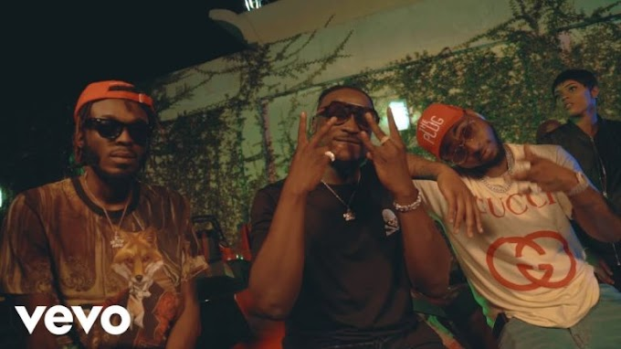 "2Sec – ""My Head"" ft. Davido x Peruzzi [Video]"