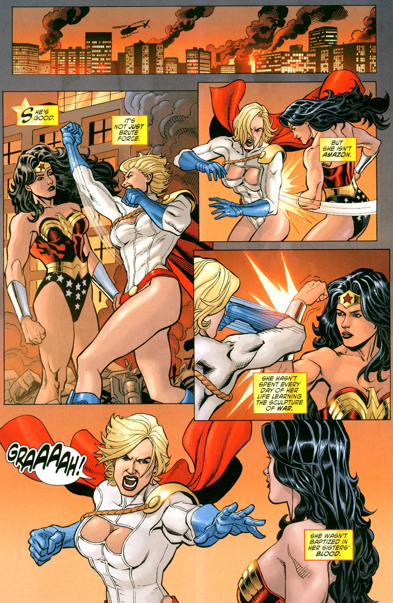 Read online Wonder Woman (2006) comic -  Issue #41 - 14