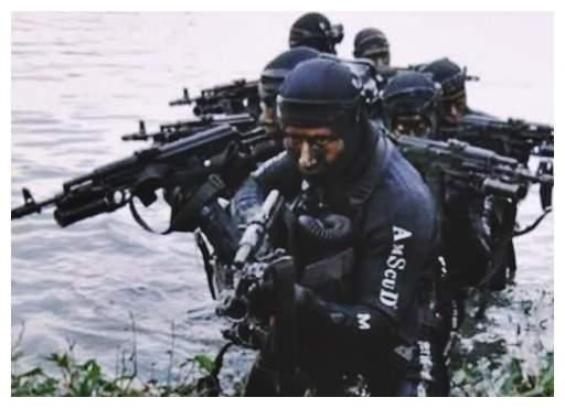 Gambar Pasukan khusus Denjaka TNI AL Indonesia