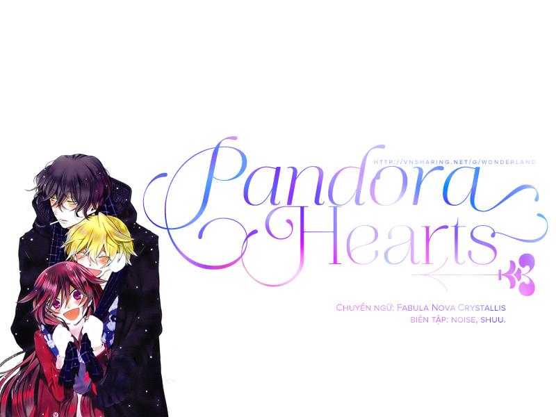 Pandora Hearts chương 079 - retrace: lxxix falling trang 35