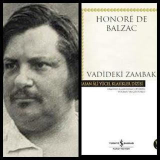Vadideki Zambak Honoré De Zambak