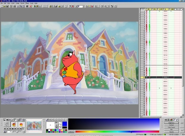 Cartoon Animation Software