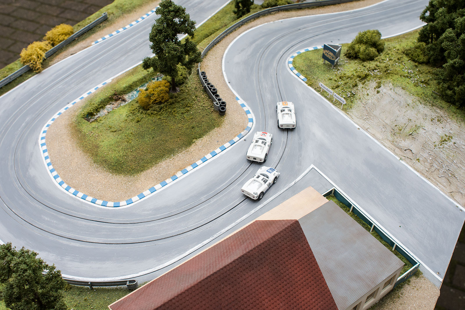 Acar Forest Hill Custom Ho Slot Cars