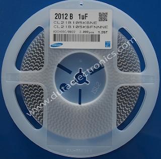 Jual Capacitor SMD 1uF 630V  Size 1210 Grosir dan Eceran